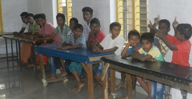 Orphanage in Paranthal